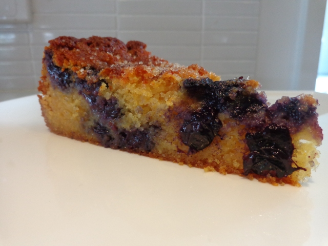 Tender and moist cake