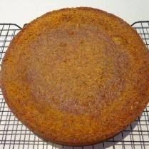Cooling cake