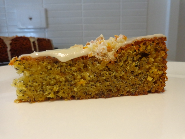 Orange & Poppy Seed Cake Photo 13